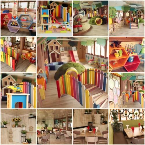 Детски парти център GS kids club
